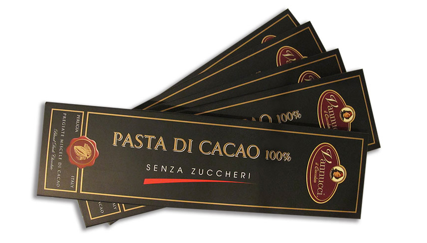 All the beneficial properties of cooca in an Italian chocolate