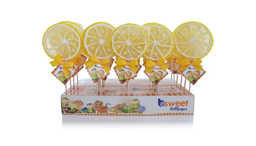 Lollipops for everyone!